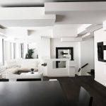 фото Белый интерьер квартиры от 27.03.2018 №037 - White interior of the - design-foto.ru