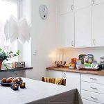 фото Белый интерьер квартиры от 27.03.2018 №039 - White interior of the - design-foto.ru