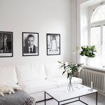 фото Белый интерьер квартиры от 27.03.2018 №045 - White interior of the - design-foto.ru