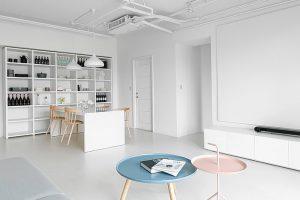 фото Белый интерьер квартиры от 27.03.2018 №063 - White interior of the - design-foto.ru
