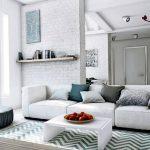 фото Белый интерьер квартиры от 27.03.2018 №070 - White interior of the - design-foto.ru