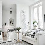 фото Белый интерьер квартиры от 27.03.2018 №083 - White interior of the - design-foto.ru