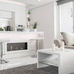 фото Белый интерьер квартиры от 27.03.2018 №109 - White interior of the - design-foto.ru