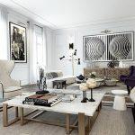 фото Белый интерьер квартиры от 27.03.2018 №111 - White interior of the - design-foto.ru