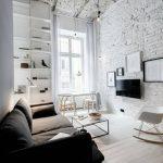 фото Белый интерьер квартиры от 27.03.2018 №113 - White interior of the - design-foto.ru
