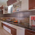 фото Дизайн интерьера кухни от 21.03.2018 №001 - Kitchen interior design - design-foto.ru