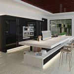 фото Дизайн интерьера кухни от 21.03.2018 №015 - Kitchen interior design - design-foto.ru