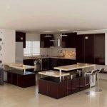 фото Дизайн интерьера кухни от 21.03.2018 №016 - Kitchen interior design - design-foto.ru