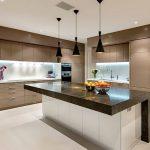 фото Дизайн интерьера кухни от 21.03.2018 №020 - Kitchen interior design - design-foto.ru
