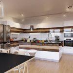 фото Дизайн интерьера кухни от 21.03.2018 №025 - Kitchen interior design - design-foto.ru 2623467265