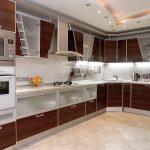 фото Дизайн интерьера кухни от 21.03.2018 №031 - Kitchen interior design - design-foto.ru