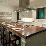 фото Дизайн интерьера кухни от 21.03.2018 №052 - Kitchen interior design - design-foto.ru