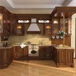 фото Дизайн интерьера кухни от 21.03.2018 №055 - Kitchen interior design - design-foto.ru
