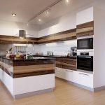 фото Дизайн интерьера кухни от 21.03.2018 №066 - Kitchen interior design - design-foto.ru