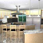 фото Дизайн интерьера кухни от 21.03.2018 №068 - Kitchen interior design - design-foto.ru