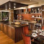 фото Дизайн интерьера кухни от 21.03.2018 №077 - Kitchen interior design - design-foto.ru 262343623