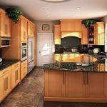 фото Дизайн интерьера кухни от 21.03.2018 №098 - Kitchen interior design - design-foto.ru