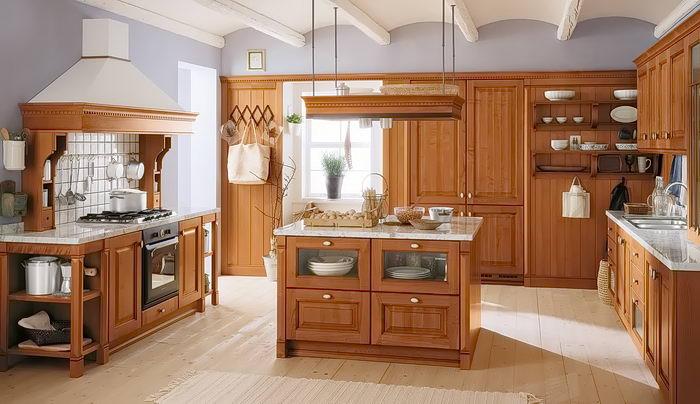 фото Дизайн интерьера кухни от 21.03.2018 №109 - Kitchen interior design - design-foto.ru