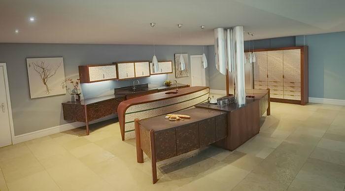 фото Дизайн интерьера кухни от 21.03.2018 №111 - Kitchen interior design - design-foto.ru