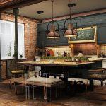 фото Идеи интерьера кухни от 21.03.2018 №062 - Kitchen interior ideas - design-foto.ru