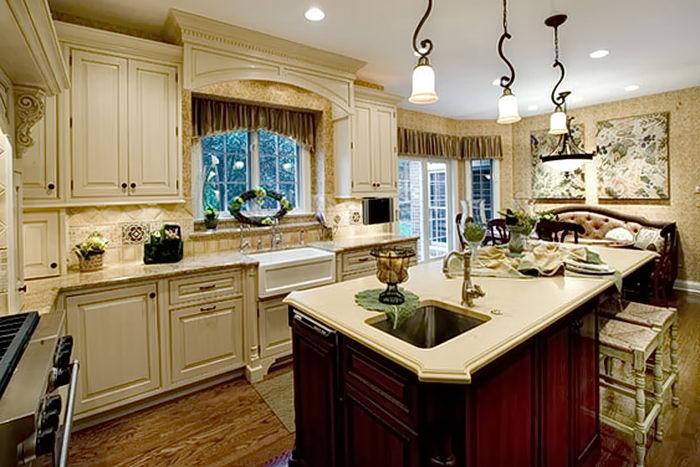 фото Идеи интерьера кухни от 21.03.2018 №080 - Kitchen interior ideas - design-foto.ru