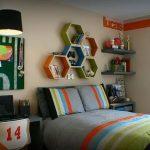 фото Интерьер для мальчика подростка от 21.03.2018 №092 - Interior for bo - design-foto.ru