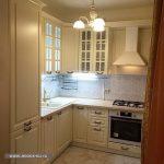 фото Интерьер кухни 9 кв м от 02.01.2018 №016 - Kitchen interior 9 sq M - design-foto.ru