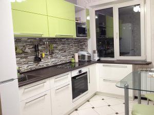 фото Интерьер кухни 9 кв м от 02.01.2018 №034 - Kitchen interior 9 sq M - design-foto.ru