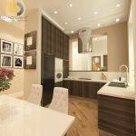 фото Интерьер кухни 9 кв м от 02.01.2018 №037 - Kitchen interior 9 sq M - design-foto.ru