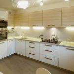 фото Интерьер кухни 9 кв м от 02.01.2018 №042 - Kitchen interior 9 sq M - design-foto.ru