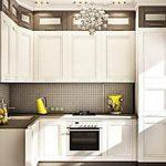 фото Интерьер кухни 9 кв м от 02.01.2018 №044 - Kitchen interior 9 sq M - design-foto.ru