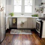 фото Интерьер кухни 9 кв м от 02.01.2018 №046 - Kitchen interior 9 sq M - design-foto.ru