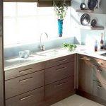 фото Интерьер кухни 9 кв м от 02.01.2018 №049 - Kitchen interior 9 sq M - design-foto.ru