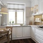 фото Интерьер кухни 9 кв м от 02.01.2018 №061 - Kitchen interior 9 sq M - design-foto.ru