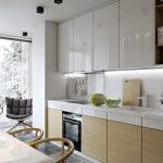 фото Интерьер кухни 9 кв м от 02.01.2018 №066 - Kitchen interior 9 sq M - design-foto.ru