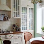 фото Интерьер кухни 9 кв м от 02.01.2018 №069 - Kitchen interior 9 sq M - design-foto.ru