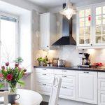 фото Интерьер кухни 9 кв м от 02.01.2018 №071 - Kitchen interior 9 sq M - design-foto.ru