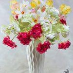фото Искусственные цветы в интерьере от 26.03.2018 №006 - Artificial flowe - design-foto.ru