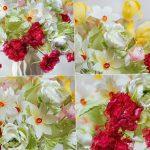 фото Искусственные цветы в интерьере от 26.03.2018 №009 - Artificial flowe - design-foto.ru