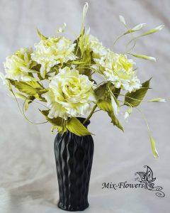 фото Искусственные цветы в интерьере от 26.03.2018 №014 - Artificial flowe - design-foto.ru