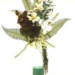 фото Искусственные цветы в интерьере от 26.03.2018 №017 - Artificial flowe - design-foto.ru