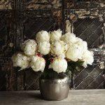 фото Искусственные цветы в интерьере от 26.03.2018 №020 - Artificial flowe - design-foto.ru