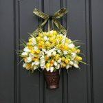 фото Искусственные цветы в интерьере от 26.03.2018 №026 - Artificial flowe - design-foto.ru