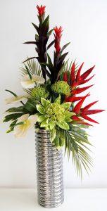 фото Искусственные цветы в интерьере от 26.03.2018 №026 - Artificial flowe - design-foto.ru 2к234234