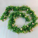 фото Искусственные цветы в интерьере от 26.03.2018 №030 - Artificial flowe - design-foto.ru