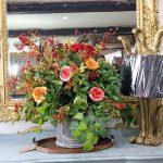 фото Искусственные цветы в интерьере от 26.03.2018 №037 - Artificial flowe - design-foto.ru