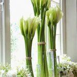 фото Искусственные цветы в интерьере от 26.03.2018 №042 - Artificial flowe - design-foto.ru