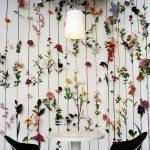 фото Искусственные цветы в интерьере от 26.03.2018 №044 - Artificial flowe - design-foto.ru