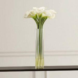 фото Искусственные цветы в интерьере от 26.03.2018 №046 - Artificial flowe - design-foto.ru