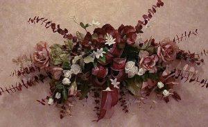 фото Искусственные цветы в интерьере от 26.03.2018 №049 - Artificial flowe - design-foto.ru